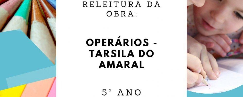 TARSILA DO AMARAL OPERÁRIOS