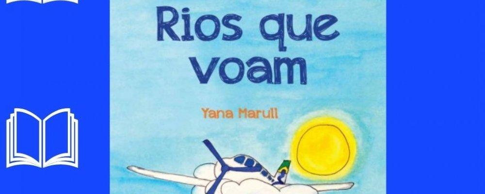 """LEITURA DO LIVRO """"RIOS QUE VOAM"""""""