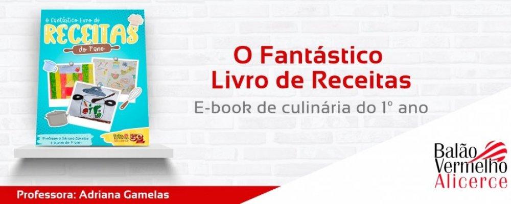 E-BOOK DE CULINÁRIA DO 1º ANO